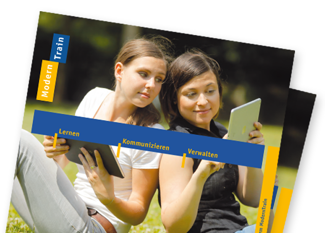 Broschüre ModernTrain